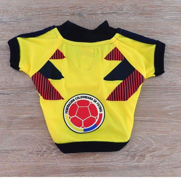 Polo de la selección Colombia para perro