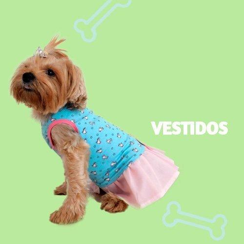 Vestidos para perro