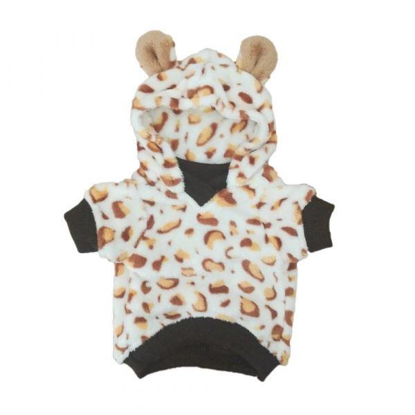 Sacos para perritos con capucha de orejitas